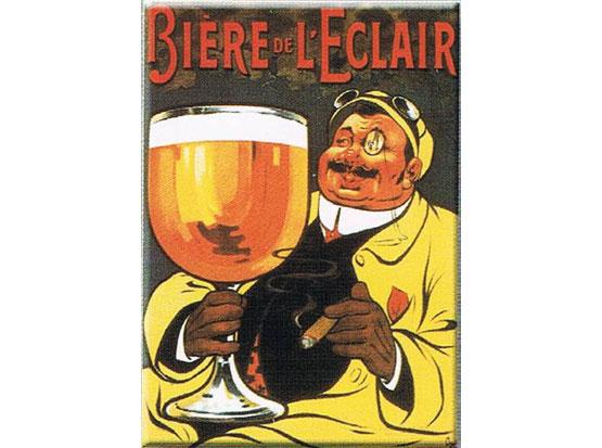 Plechová ceduľa káva Biere